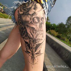 Tatuaże Na Pośladkach Wzory I Galeria Dziarowniapl