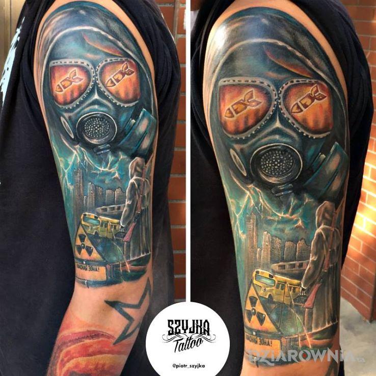 Tatuaż armageddon - pozostałe
