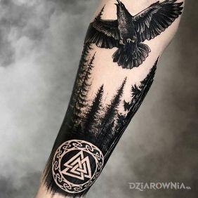 Tatuaże Zwierzęta Wzory I Galeria Strona 5 Dziarowniapl