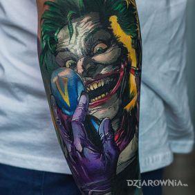 Komiksowy Joker