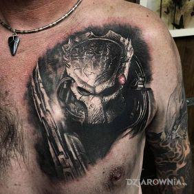 Tatuaże Na Klatce Wzory I Galeria Dziarowniapl