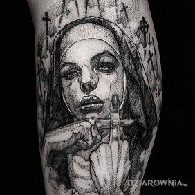 Wulgarna zakonnica