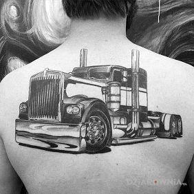 Kawał ciężarówy