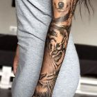 Wilk i tygrys