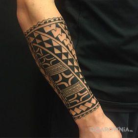 Tatuaże Na Przedramieniu Wzory I Galeria Strona 5