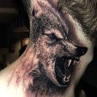 Ryk wilka