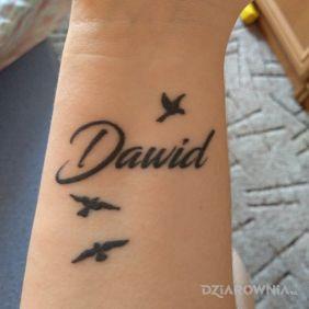 Tatuaże Napisy Wzory I Galeria Dziarowniapl