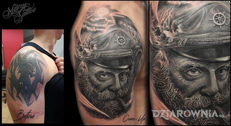 Tatuaż cover bosman - pozostałe