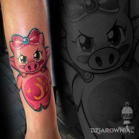Super świnka