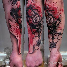 Trashpolka - róża