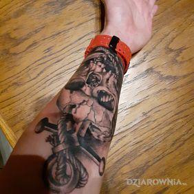 Tatuaże 3d Wzory I Galeria Strona 2 Dziarowniapl