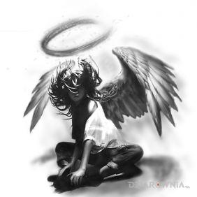 Kobieta anioł project