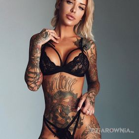 Duzo tatuazy