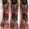 Pierwsze kroki jako tatuażysta - Proszę oceńcie moje prace