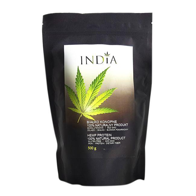 Białko konopne India Cosmetics