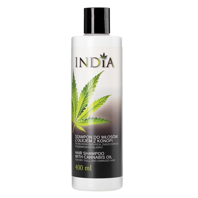 Szampon do włosów India Cosmetics
