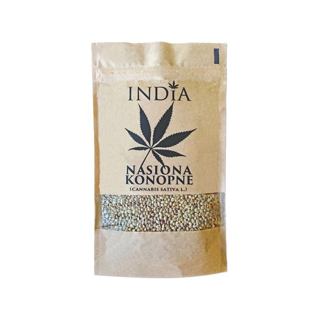 Nasiona konopne India Cosmetics