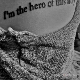 Jestem bohaterem