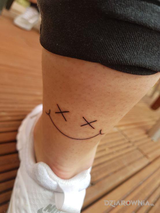 Tatuaż usmiech - pozostałe
