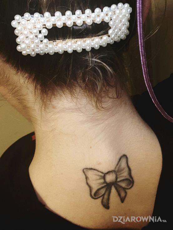 Tatuaż kokarda - pozostałe