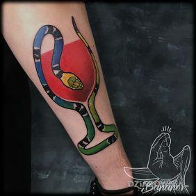 Wąż i Wino