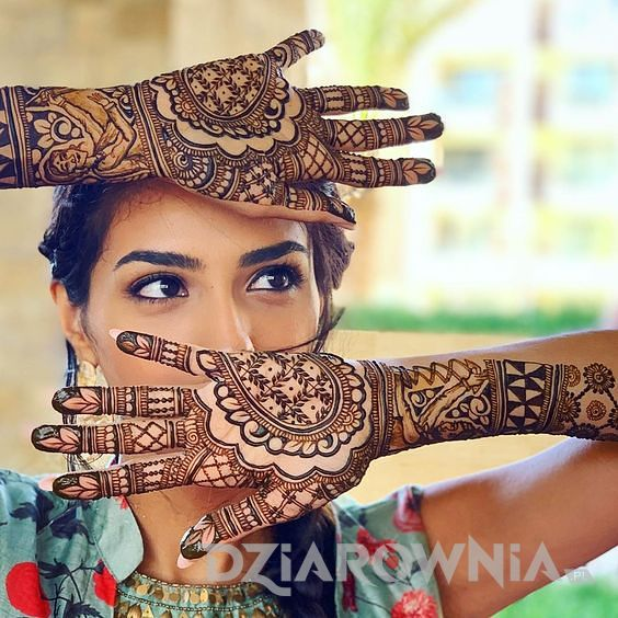 Tatuaż henna