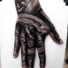 Wężowa dłoń