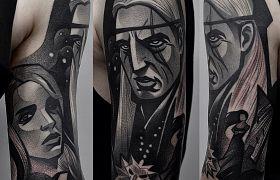Polscy twórcy tatuażu cz. 1