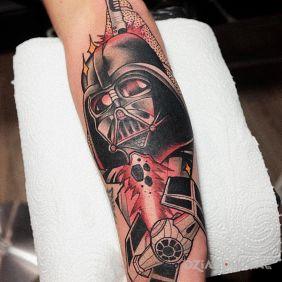 Vader / Star Wars / Neotraditional