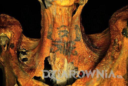 Tatuaże mumia 2