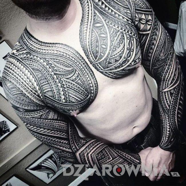 Samoańskie tatuaże