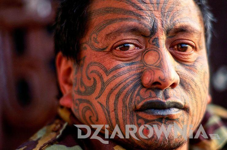 Tatuaż maori