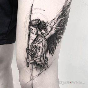 Samurajski anioł