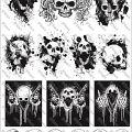 Nieudany tatuaż - Pomysł na zakrycie nieudanego tatuażu