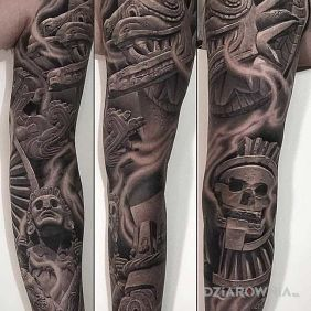 Azteckie bóstwo