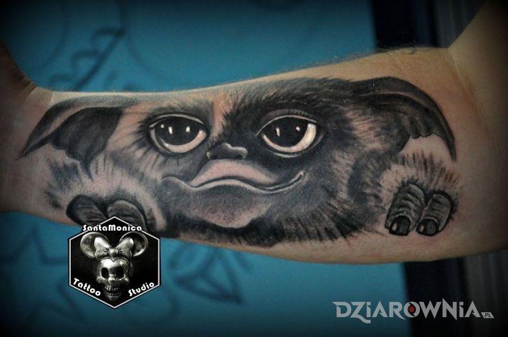 Tatuaż gizmo - postacie