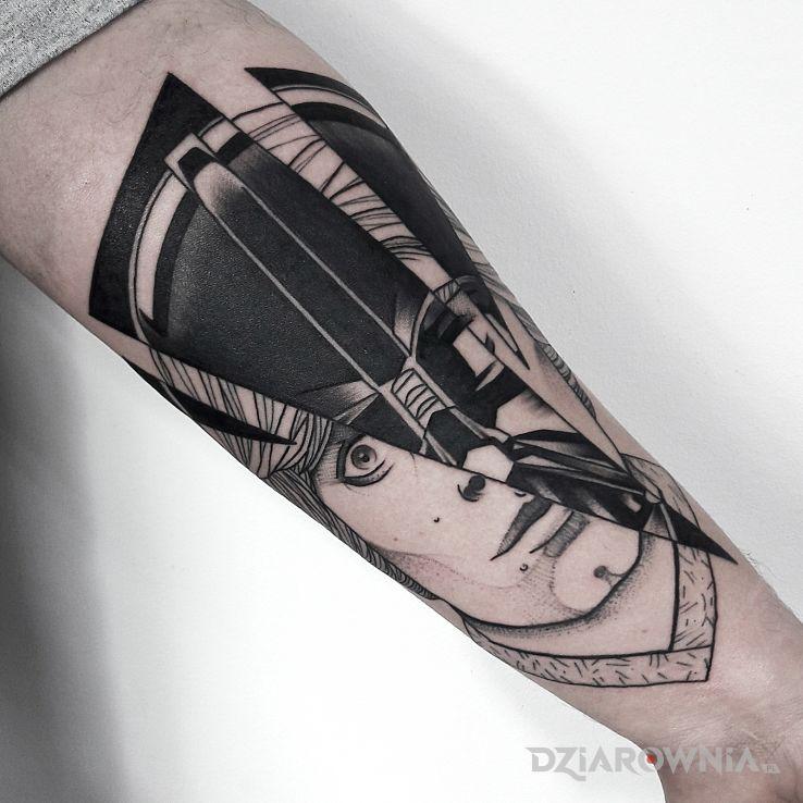 Tatuaż star wars  gwiezdne wojny  anakin skywalker  darth vader - sławnych osób