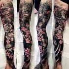 Japońskie kwiaty