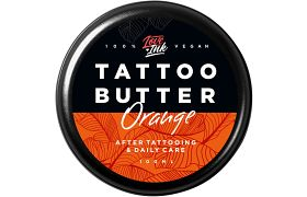 Tattoo Butter Orange Loveink