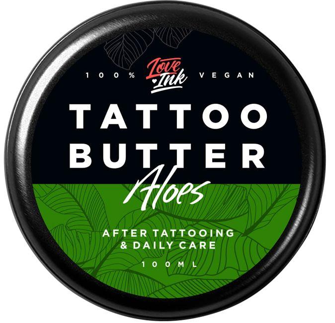 Tattoo Butter Aloes Loveink