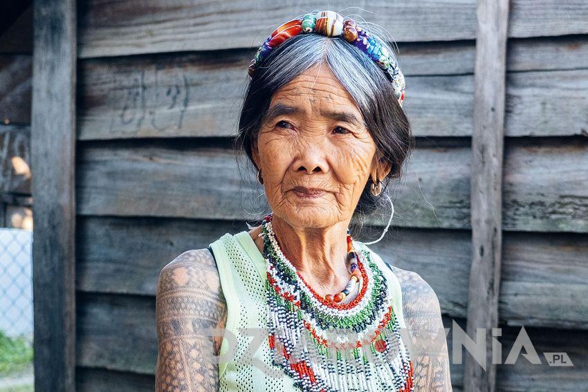 Whang-od tatuażystka 4