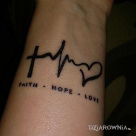 Faith• hope• love -> wiara nadzieje miłość