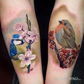 Dwa ptoki