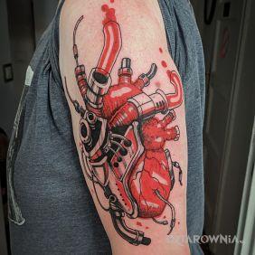 Mechaniczne serce / Cyberpunk