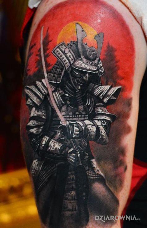 Tatuaż ronin - sławnych osób