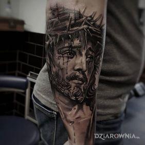 Jezus w wykonaniu Matiego