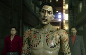 Tatuaże w grach wideo: Yakuza