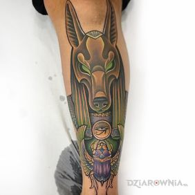 Anubis od Doktora Janko