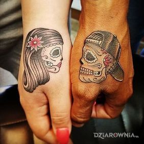 Mexicana skulls