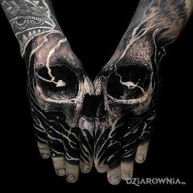 Składana czaszka